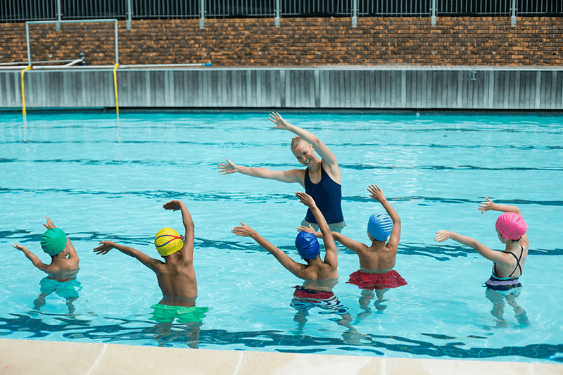 curso monitor natacion